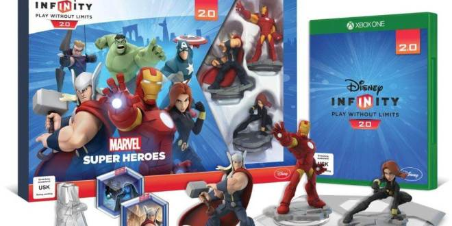 gamelover Disney Infinity 2.0 Marvel Super Heroes