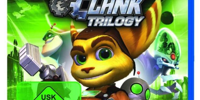 gamelover Ratchet and Clank Trilogy