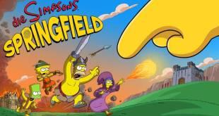 gamelover Die Simpsons Springfield
