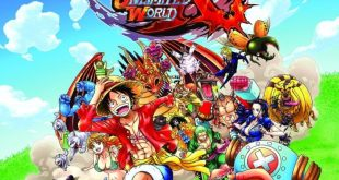 gamelover One Piece Unlimited World Red