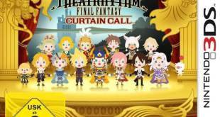 gamelover Theatrhythm Final Fantasy Curtain Call Cover