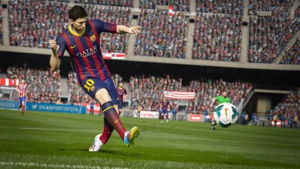gamelover FIFA15 Messi
