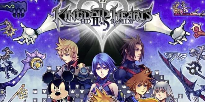 gamelover KINGDOM HEARTS HD 2.5 ReMIX