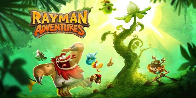 gamelover Rayman Adventures