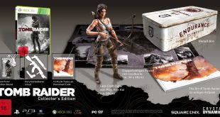 gamelover Tomb Raider Collectors Edition