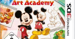 gamelover Disney Art Academy