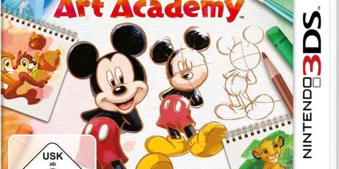 gamelover Disney Art Academy