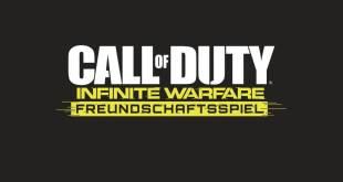 gamelover Call of Duty Infinite Warfare Freundschaftsspiel