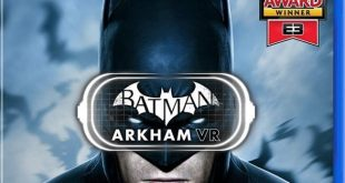 gamelover Batman Arkham VR