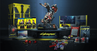 gamelover Cyberpunk 2077 Collectors Edition