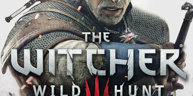 The Witcher 3 Wild Hunt Cover