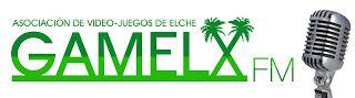 GAMELX FM LOGO