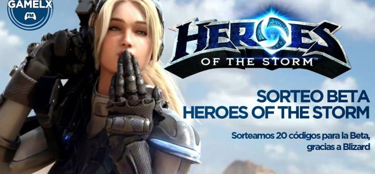 [SORTEO] Beta Heroes of the Storm