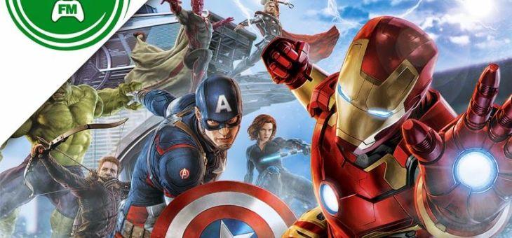 GAMELX FM 3×29 – Cine Marvel Studios