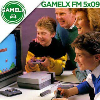 GAMELX FM 5×09 – Debate sobre Switch y repaso a nuestras Navidades