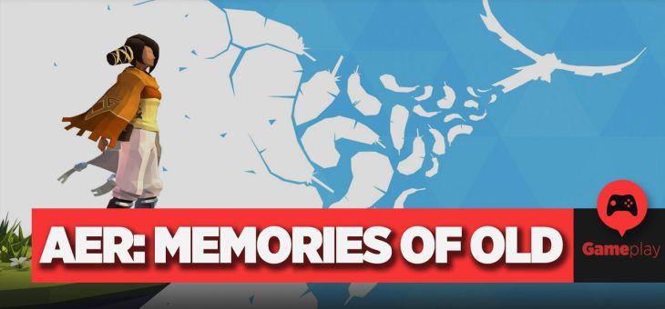 AER: Memories of old | Primeros minutos | Gameplay
