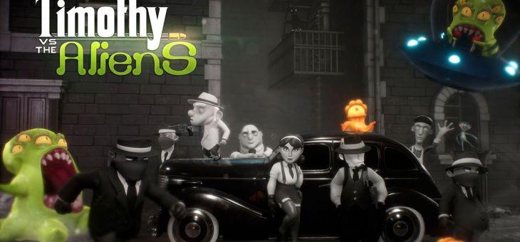 Análisis: Timothy vs the aliens