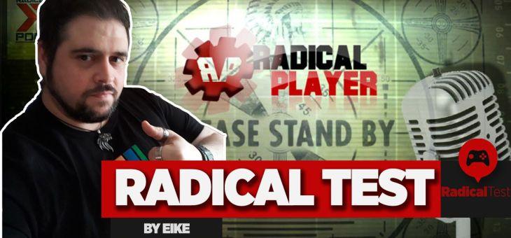 Eike se somete al #RadicalTest