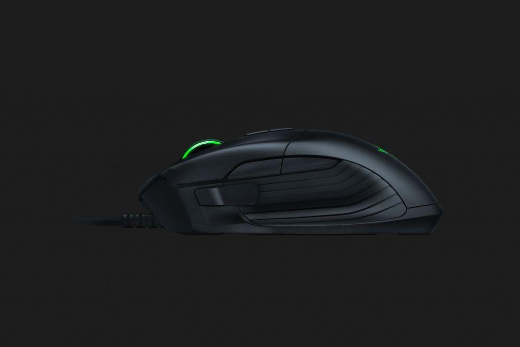 análisis ratón razer basilisk