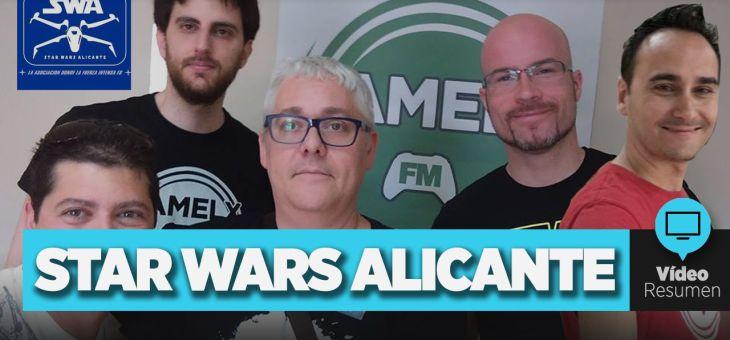 Colaboración en las Jornadas Temáticas Star Wars Alicante 2016