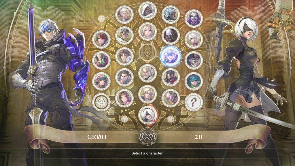 soulcalibur6 character selection screen jan2019