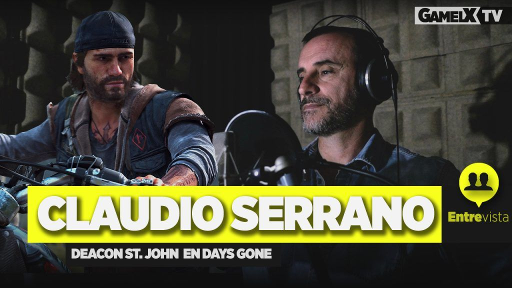 Entrevista Claudio Serrano Days Gone