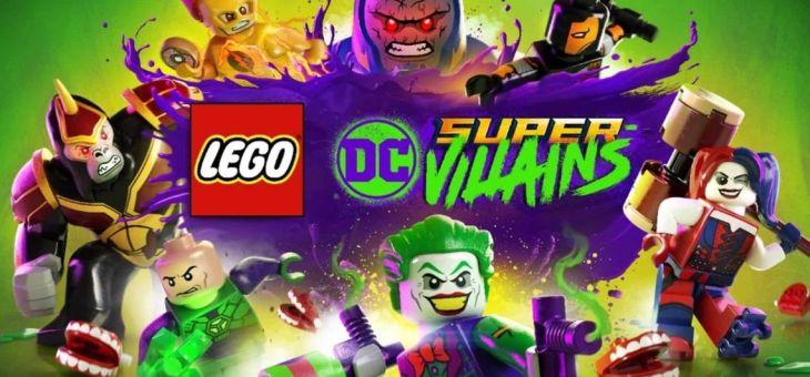 Análisis: DC Lego Súper-Villanos