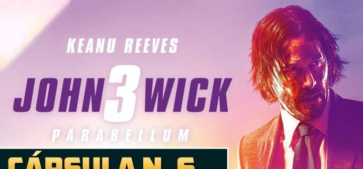 John Wick 3 | MOVIELX Cápsula N.6