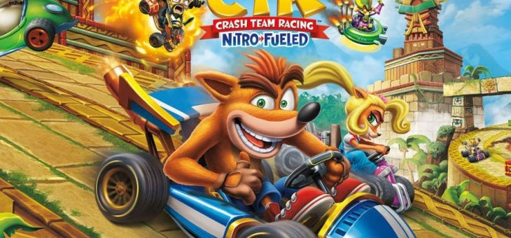 Análisis: Crash Team Racing Nitro-Fueled