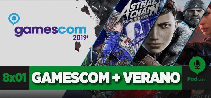 Visitamos la Gamescom 2019 + Repaso a nuestro verano | GAMELX 8×01