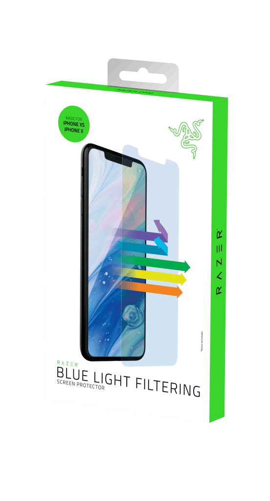 Blue Light Filtering Screen Protector 2