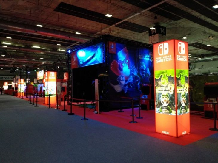 nintendo madrid games week