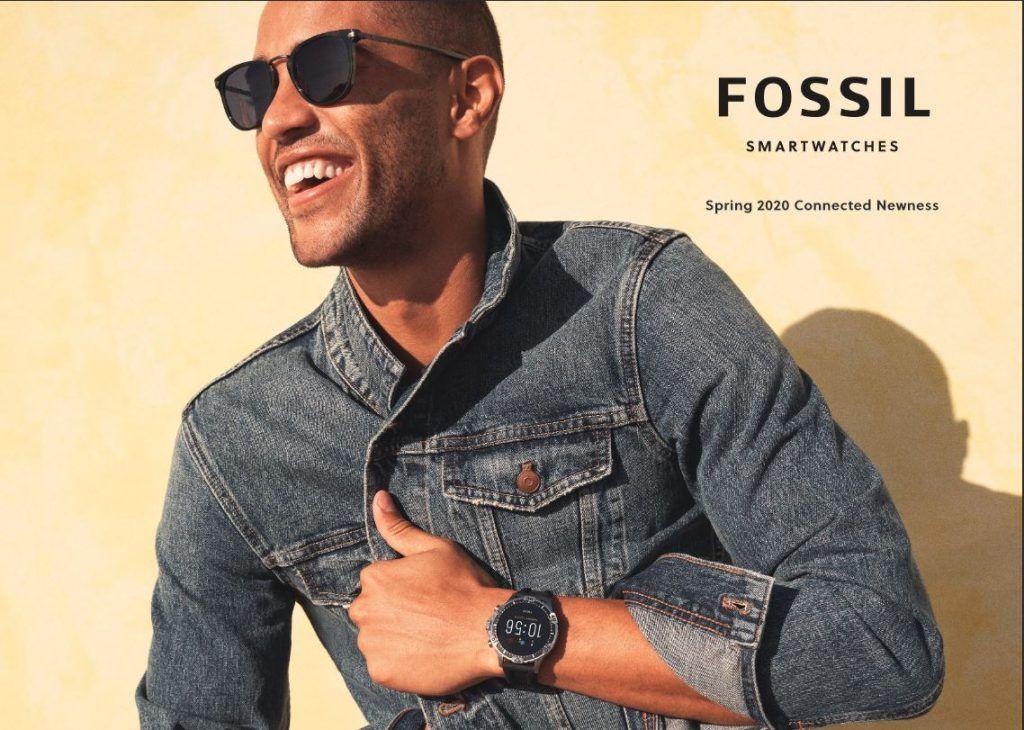 fossil nuevos smartwatches