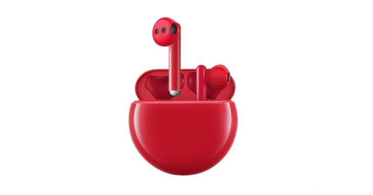 Huawei FreeBuds 3 rojo Dest