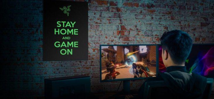 Razer lanza una campaña benéfica en contra del CoronaVirus