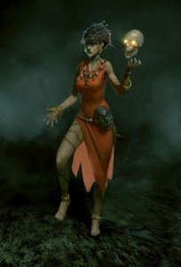 Witch lovecraft 1