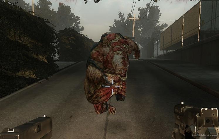 Failed FEV Subject Charger Left 4 Dead 2 GameMaps