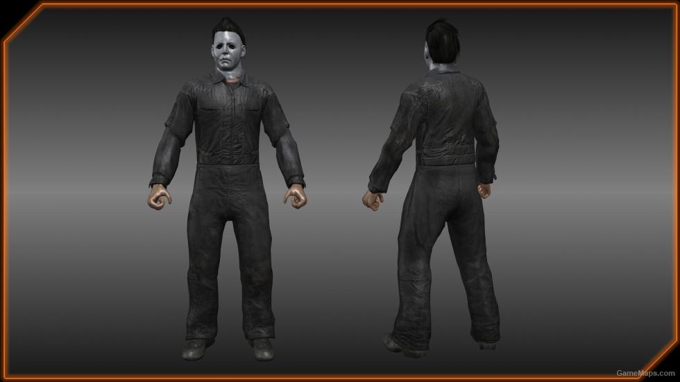 Michael Myers NICK Left 4 Dead 2 GameMaps