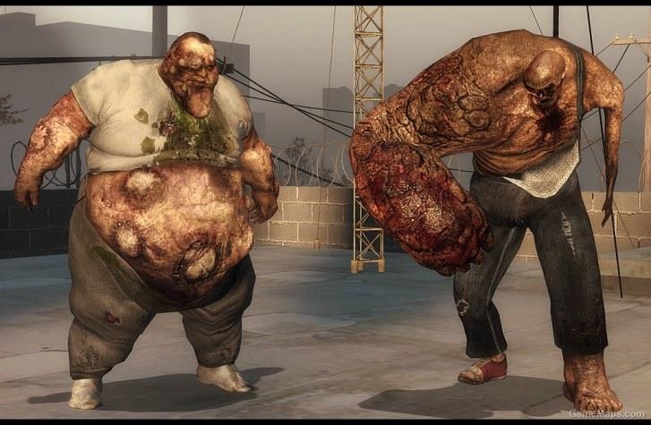 Dead Center Infected Pack Left 4 Dead 2 GameMaps