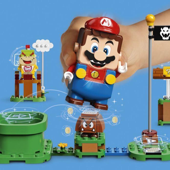 LEGO瑪利歐