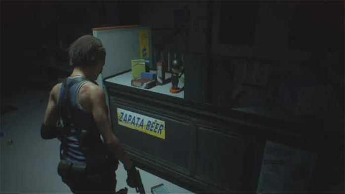 惡靈古堡3 重製版 實驗室疫苗謎題