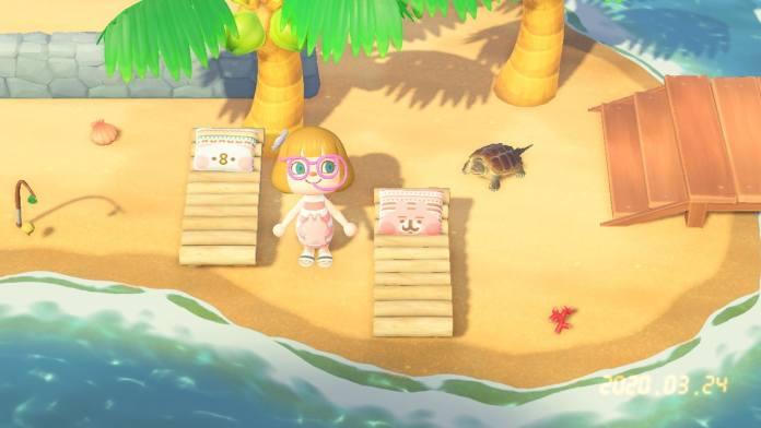 卡娜赫拉的《動物之森》無人島!