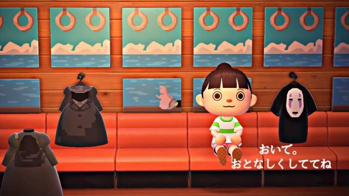 動物森友會 神隱少女 / 千與千尋 日本神人還原經典場面與角色服裝分享!