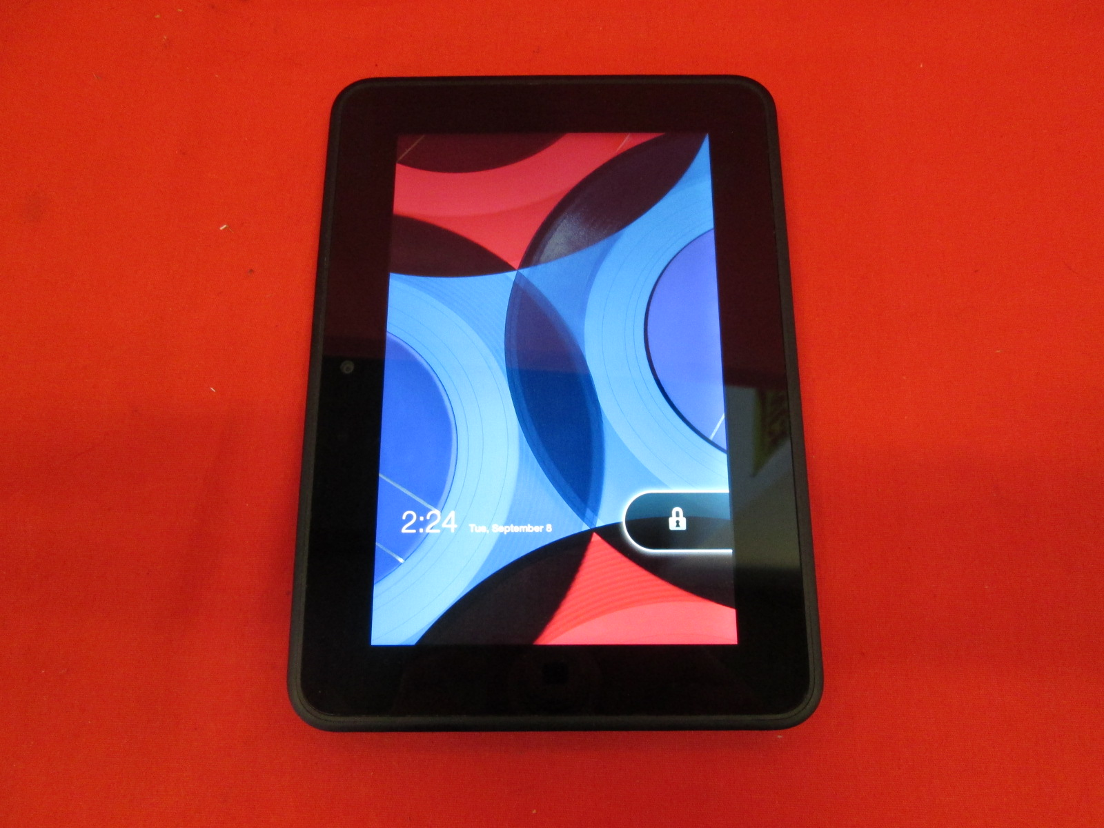 Kindle Fire HD 7 Inch Wi Fi 16 GB 2nd Tablet
