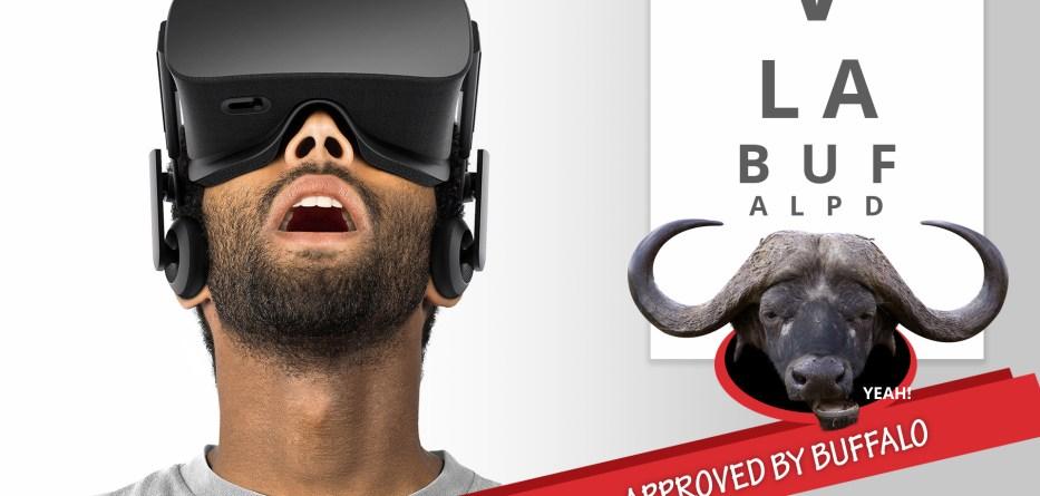 Oculus Rift è disponibile presso gli oculisti