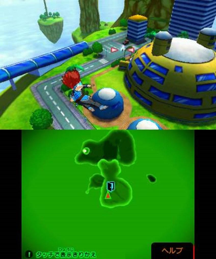Dragon-Ball Fusions Nintendo 3DS Bandai Namco Gamempire 007