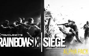 Rainbow Six Siege: cosa sono i pacchetti Alpha