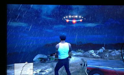 gta 5 ufo