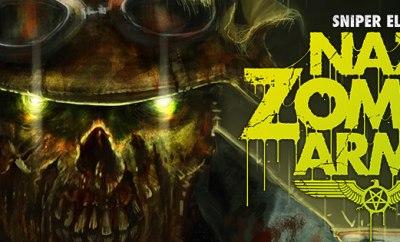Sniper Elite Nazi Zombie Army 2 on PC