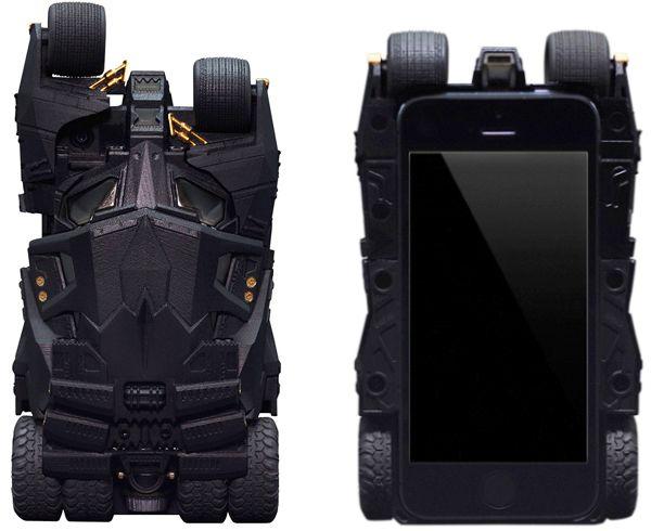Cool Batman Tumbler Case For iPhone